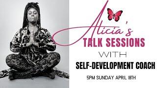 Talking Self development and Meditation with Aisha Peters