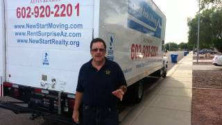 Real Estate and Moving Company in Surprise- Sun City AZ. BBB A+ Rated PORA & SCHOA