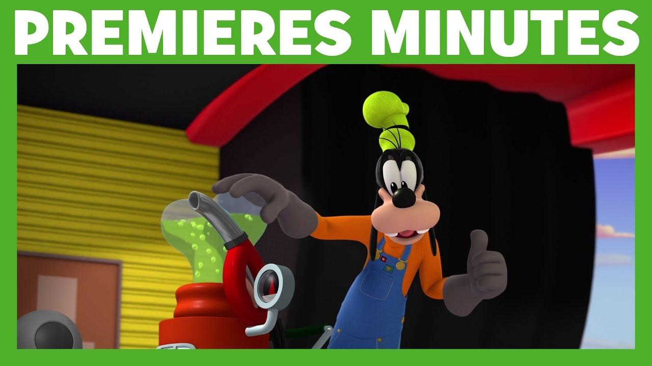 Mickey et ses amis top d part l 39 essence de dingo youtube - Amis de mickey ...