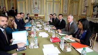 Krisentreffen in Paris - Polizeipräsident muss gehen