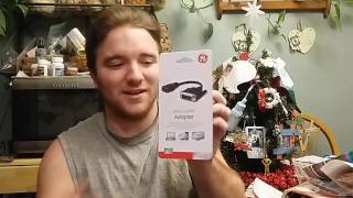 Josh Reviews DVI to HDMI PC Laptop TV adapter