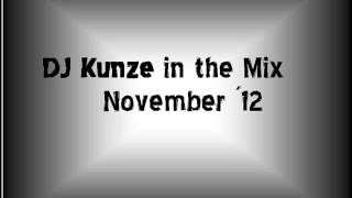 DJ Kunze November mix 1