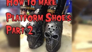 Download Video How To Make Platform shoes for Cosplay, Tutorial Part 2 MP3 3GP MP4