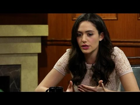 Emmy Rossum on Sex In Hollywood, Kim Kardashian Nude Pics | Emmy Rossum | Larry King Now Ora TV