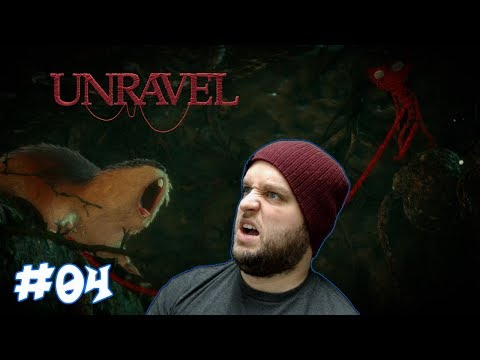How Can You Be So Cute But So Deadly At The Same Time? - Unravel - Gameplay [#04]