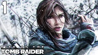 Let's Play ► Rise of the Tomb Raider - Part 1 - Lara Croft in Syria [Blind][XBOX One Gameplay]
