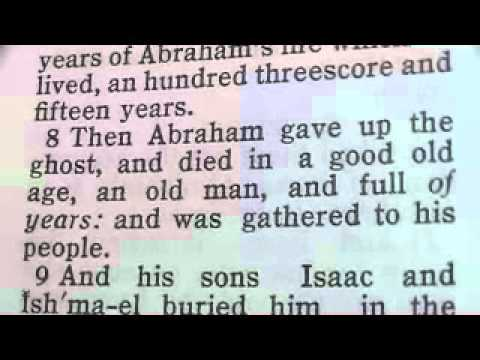 Part 47 Reese Chronological Bible (Genesis 25)