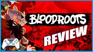 BloodRoots Game Review (Video Game Video Review)