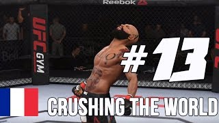 UFC 2 Ultimate Team : Aliano vs Uncle Dick #13