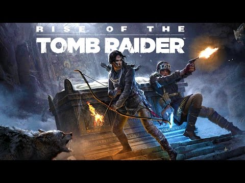 Rise of the Tomb Raider PS4 Gameplay | Endurance Mode Co-op Gameplay