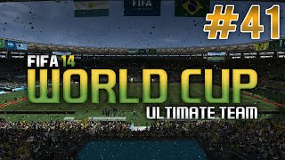 FIFA 14 Ultimate Team | World Cup | #41 | What