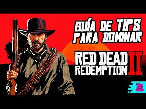 Guía de Tips y Trucos para Dominar Red Dead Redemption II