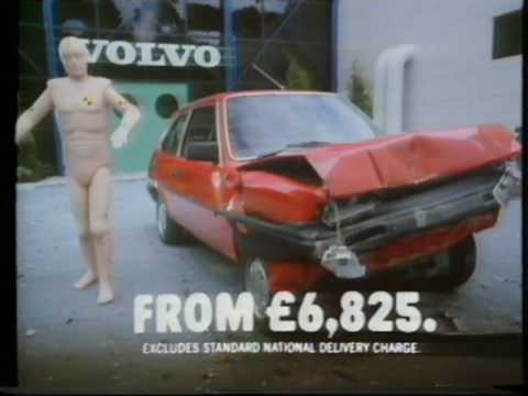 Volvo Advert From 198? - YouTube