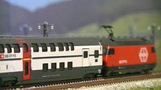 Nゲージ  IC2000, Re460 DCC SOUND Hobbytrain, Fleischmann