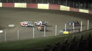 Dubuque Speedway Night 2 Rumble on the River IMCA Stock Car Feature