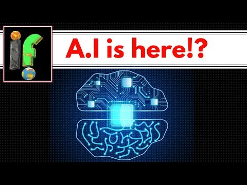 """Artificial Intelligence """"IF"""" A.I is here!?"""