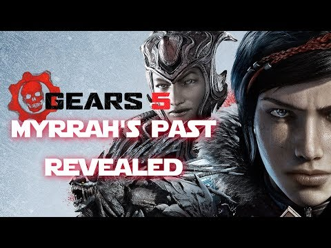 GEARS 5: Queen Myrrah's Past Revealed And What It Means For Reyna, Kait, & Her Grandfather SPOILERS