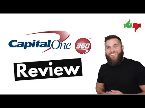 Capital One 360 Review
