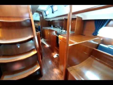 Schooner For Sale >> Beneteau 42 Center Cockpit Sailboat for Sale - YouTube
