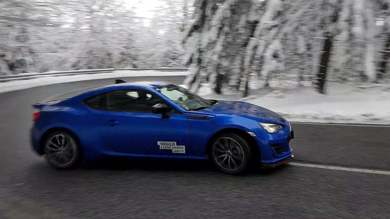 2019 Subaru BRZ STi edition: drifts, powerslides & sound ...
