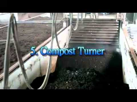 Chicken Manure Composting Process
