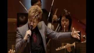Gackt x Tokyo Philharmonic Orchestra Stay the Ride Alive 詞∶藤林聖...