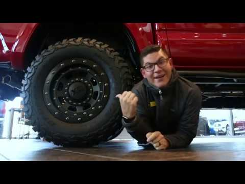 Kendall Toyota of Bend: WHEEL and TIRE OPTIONS!