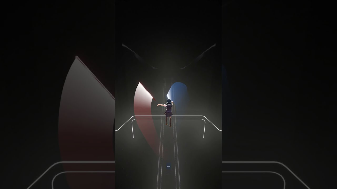 If I could FLY in Beat Saber 🚀 #shorts