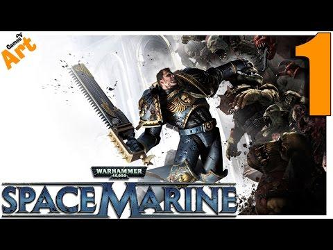 Warhammer 40.000 - Space Marine - 1 [HARD]