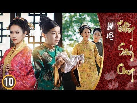 Drama Bí Mật Trường Sanh Cung - Tập 10 | Phim Cung Đấu Việt Nam Đặc Sắc
