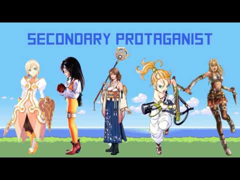A Brief Look at the Structure of the Classic JRPG Party