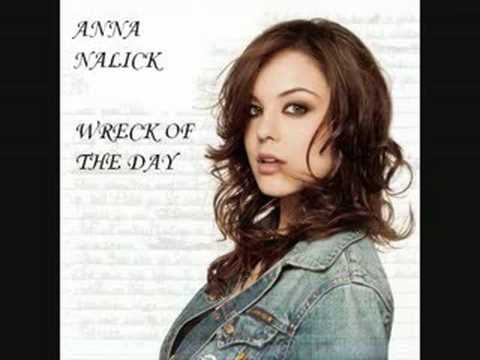 Anna Nalick - Wreck Of The Day (Acoustic)