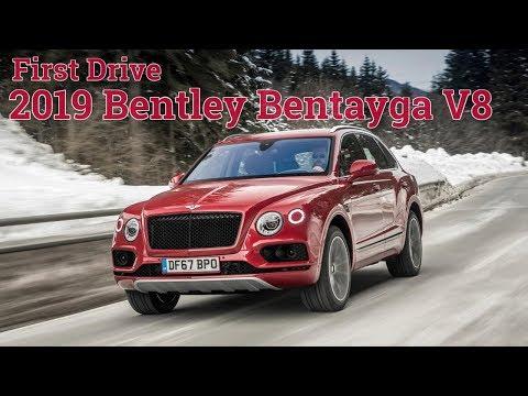 2019 Bentley Bentayga V8 First Drive Review