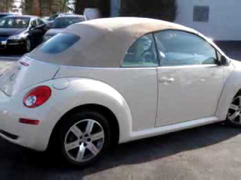 SOLD - 2006 Volkswagen New Beetle 2.5 TRACY VW AUDI