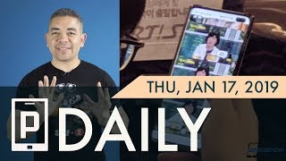 Galaxy S10 Plus spotted in the wild, Pixel 3 Lite video & more - Pocketnow Daily