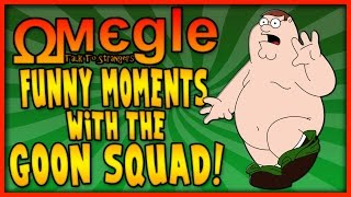 OMEGLE FUNNY MOMENTS with the #GoonSquad