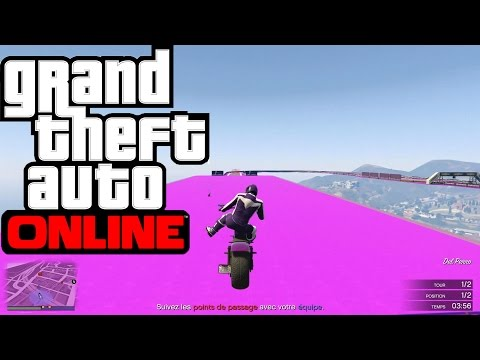 GTA ONLINE - Aspirations collectives 1 - Motos boulots bobos [PC]