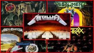the battle of metal 1986 y 1987