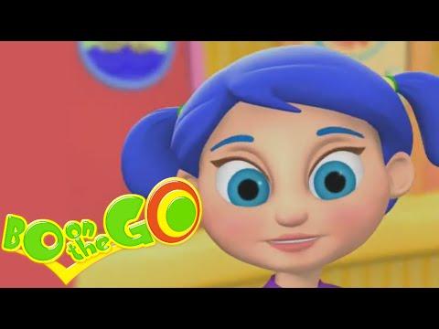 Bo On The GO! 301 - Bo and the Loony Groomy
