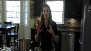 Dr. Katie Benson's Fall Harvest Soup!!