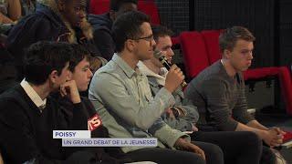 Yvelines | Grand débat : spécial jeunes à Poissy