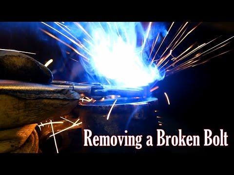 Removing a Broken Bolt