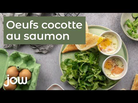 recette-des-œufs-cocottes-au-saumon