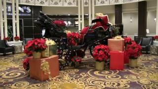 Happy Holidays from Saratoga Casino Hotel!