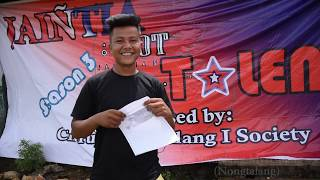 JAINTIA GOT TALENT SEASON 3 AUDITION IN NONGTALANG & AMLAREM