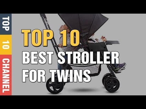 Top 10 Best Stroller For Twins 2020 ✅ Best Double Strollers For Two Babies