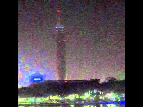 Cairo Tower Light Show