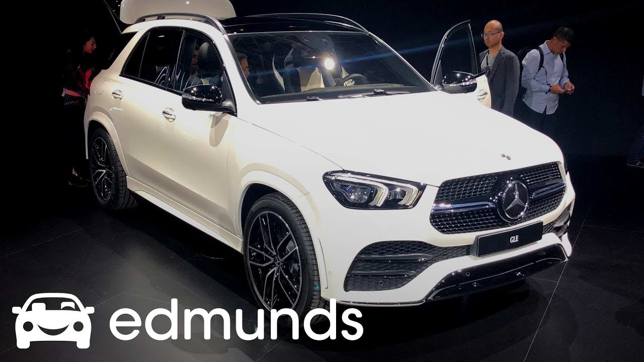 2020 Mercedes Benz Gle Ger More Advanced And Carries 7 Edmunds