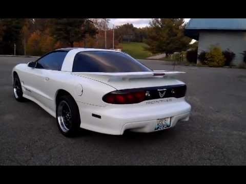 1998 Trans Am Ws6 TreX Cam 799 Heads Ls1