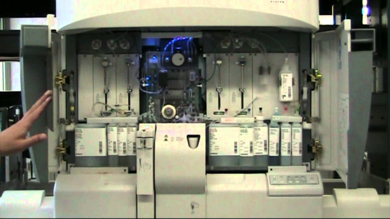 Automated Blood Analyser: Part 8 Haematology